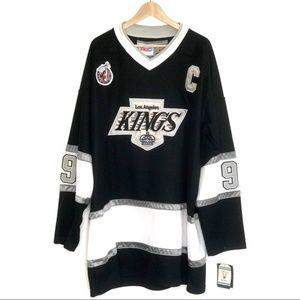 LA Kings Wayne Gretzky Jersey NWOT